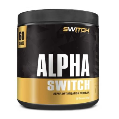 Switch Nutrition Alpha Switch