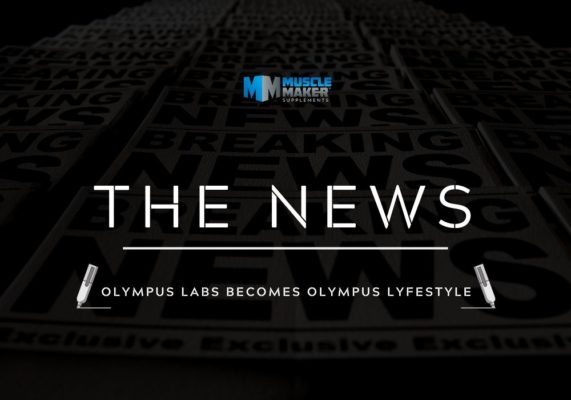 The News. Olympus labs becomes olympus lyfestyle (1)