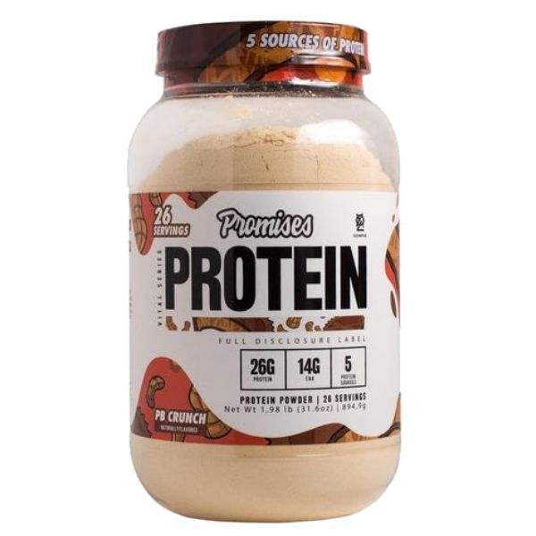 Olympus Lyfestyle Promises Protein - PB Crunch