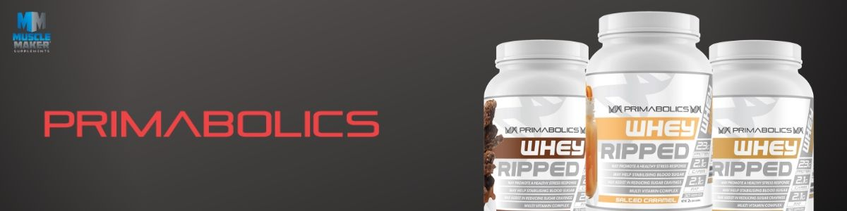 Primabolics Whey Ripped Banner