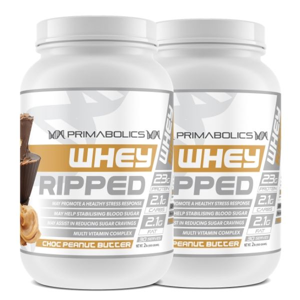 Primabolics Whey Ripped Combo