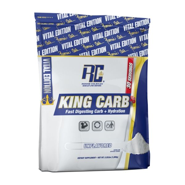 Ronnie Coleman Signature Series King Carb