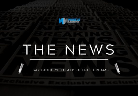 The News. SAY GOODBYE TO ATP SCIENCE CREAMS