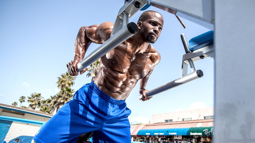 Beginner Chest Workout Build Muscle