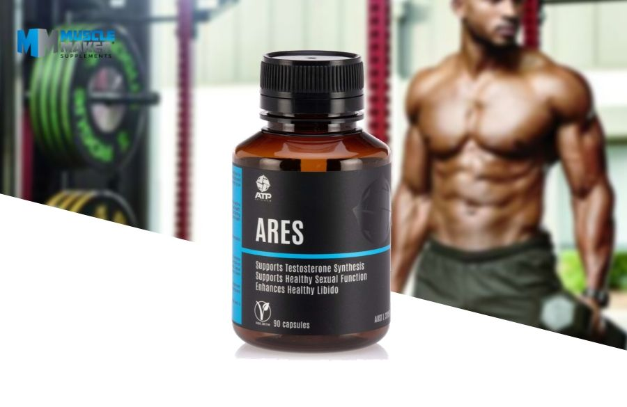 ATP Science Ares Testosterone booster Product