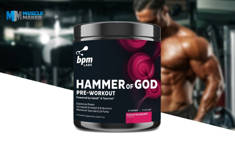 BPM Labs Hammer Of God Product