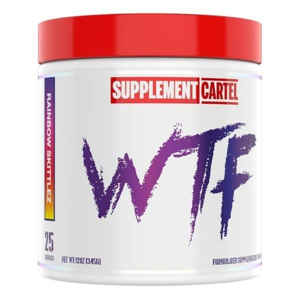 Supplement Cartel WTF workout