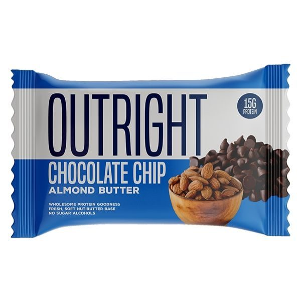 MTS Nutrition Outright Bar. Single - Choc Chip AB