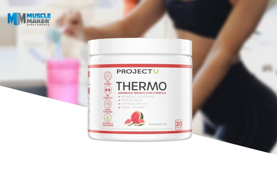 Project U thermo fat burner Product