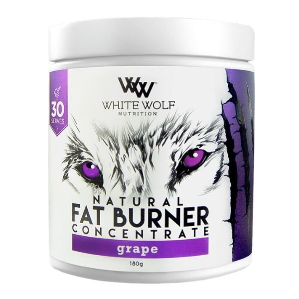 White Wolf Nutrition fat burner concentrat