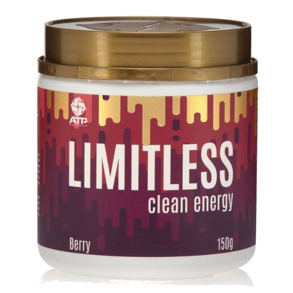 Atp Science Limitless clean energy burn - Berry