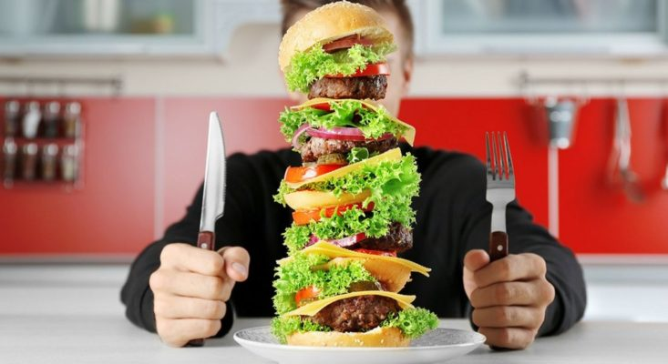 7 reason's you're not losing weight. Eat Too Much