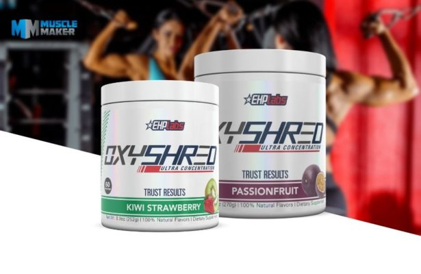 Ehplabs oxyshred twin pack Product