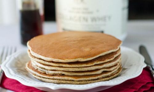 How to make protein pancakes Banner