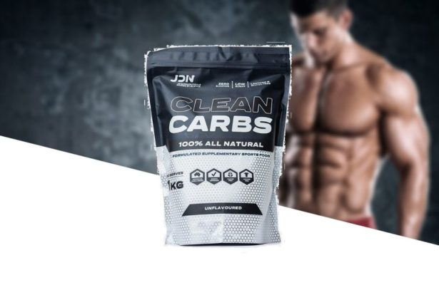 Jd Nutraceuticals 100% clean carbs Product