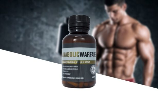 Jd Nutraceuticals Anabolic Warfare Product