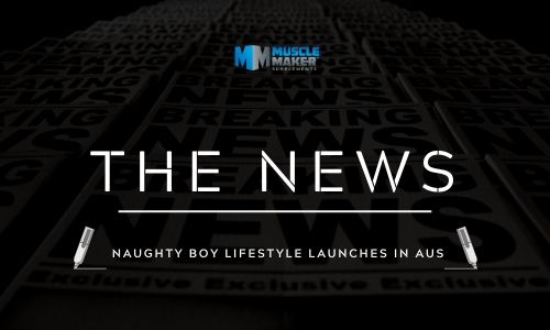 The News. Naughty Boylifestyle Supplements launches in Australia