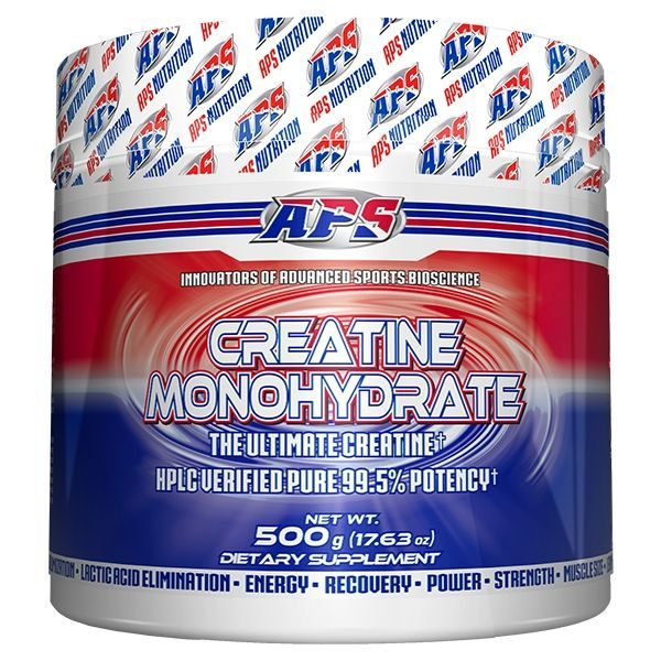 APS Nutrition Creatine Monohydrate - 500g