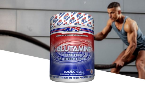 APS Nutrition L-Glutamine Product