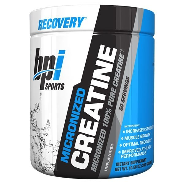 BPI Sports Micronized Creatine Monohydrate 300g