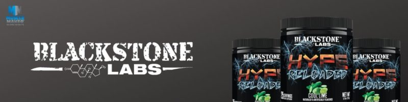 Blackstone Labs Hype Reloaded Banner