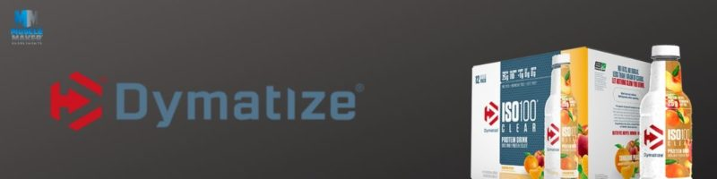 Dymatize ISO100 Clear RTD Banner