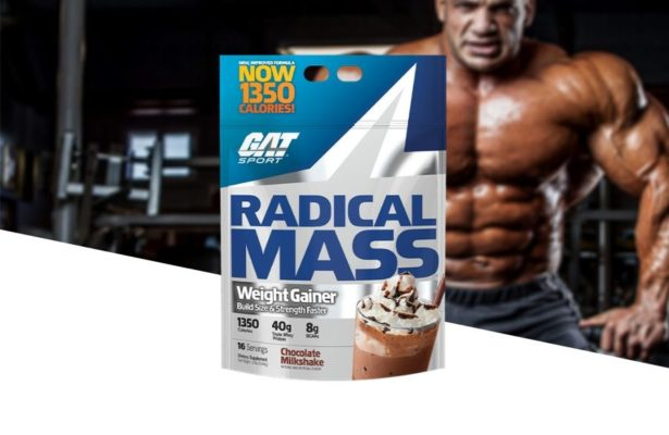 GAT Sport Radical Mass Gainer Product