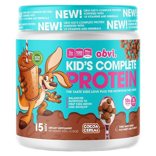 Kid's Complete Collagen Protein - Cocoa Cereal