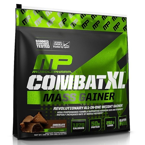 Musclepharm Combat XL 12lb - Choc