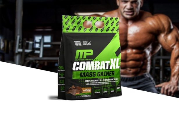Musclepharm Combat Xl mass gainer Product