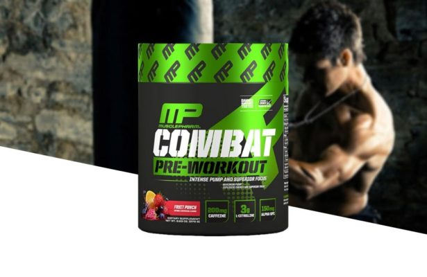 Musclepharm Combat pre workout Product