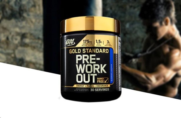 Optimum Nutrition Gold Standard pre workout Product