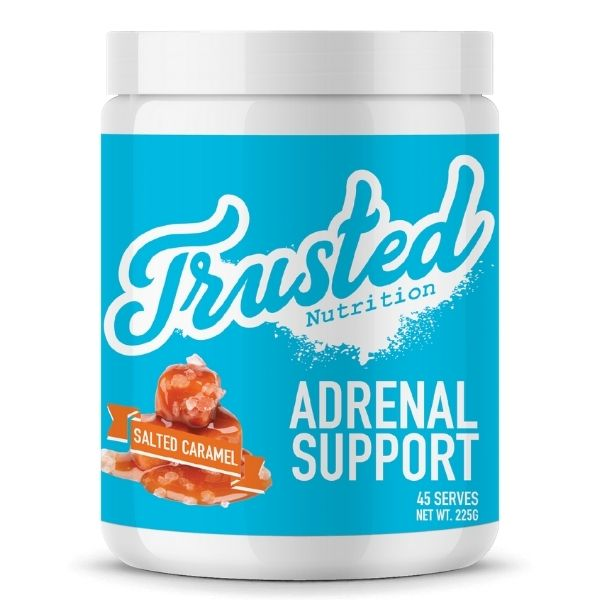 Trusted Nutrition Adrenal Support - Caram