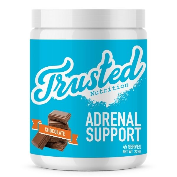 Trusted Nutrition Adrenal Support - Choc