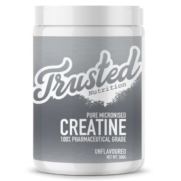 Trusted Nutrition Creatine 500g
