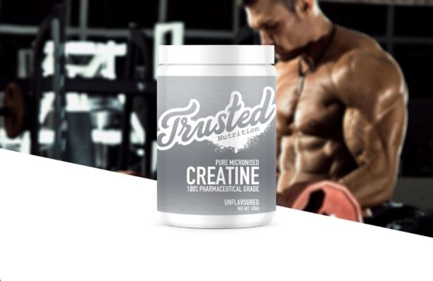 Trusted Nutrition Creatine Product