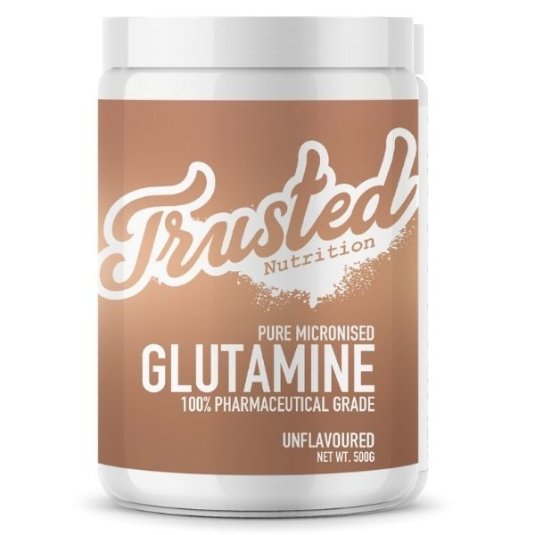 Trusted Nutrition Glutamine 500g