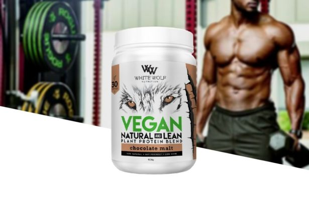 White Wolf Nutrition Natural + Lean Vegan Protein Product