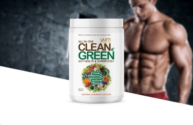 Yum Natural Clean & Green Product