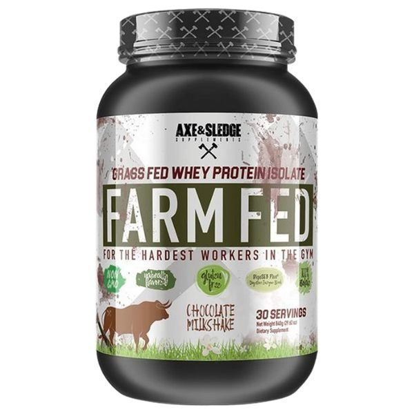 Axe & Sledge Farm Fed Whey Protein