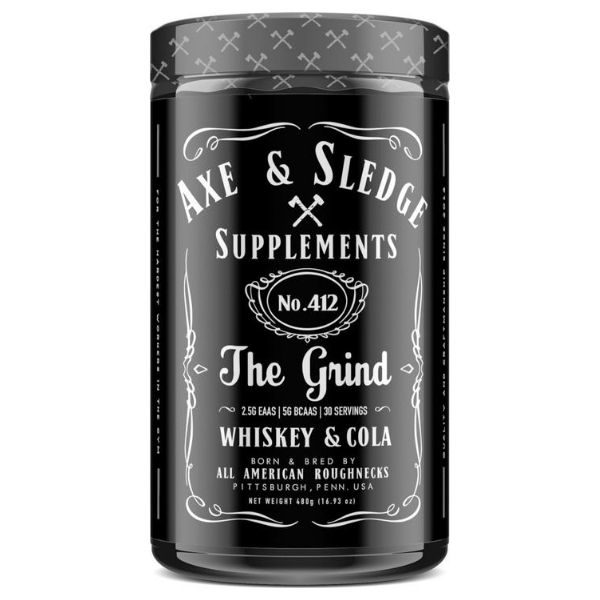 Axe & Sledge The Grind - Whiskey & Cola