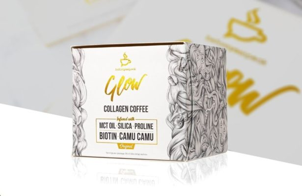 Before You Speak Glow Collagen Coffee Product