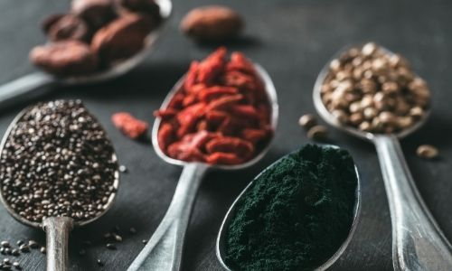 4 Superfoods & Why They're Super Banner