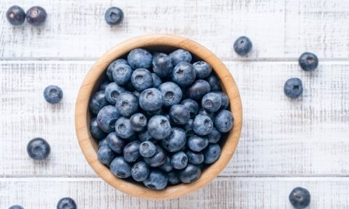 4 Superfoods & Why They're Super - Blueberries