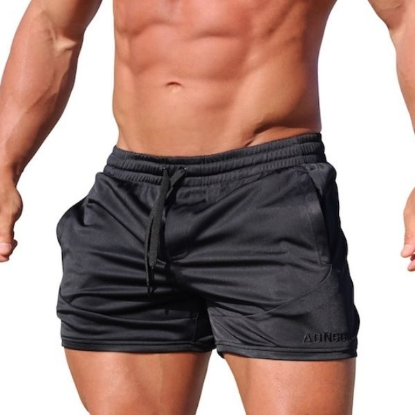 Adonis Gear Envy Shorts - Black_Black