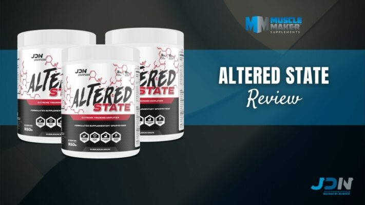 JD Nutraceuticals Altered State Pre Workout Review Thumbnail