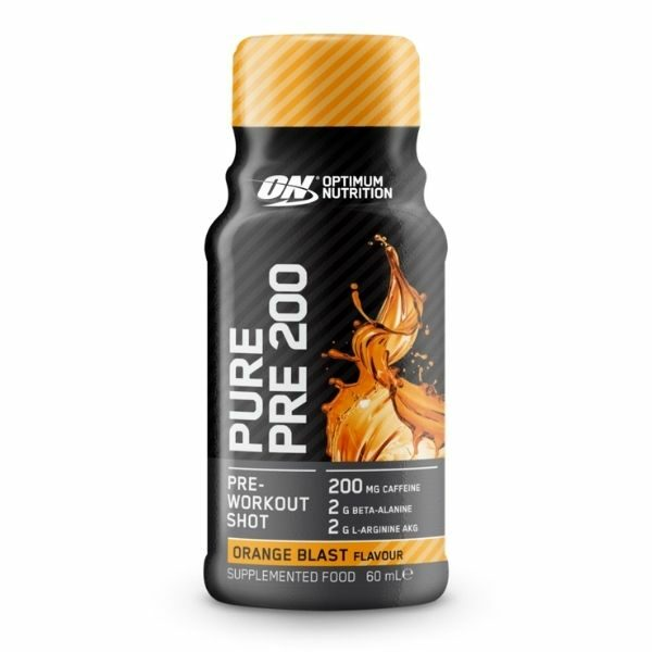 Optimum Nutrition Pure pre 200 - Orange