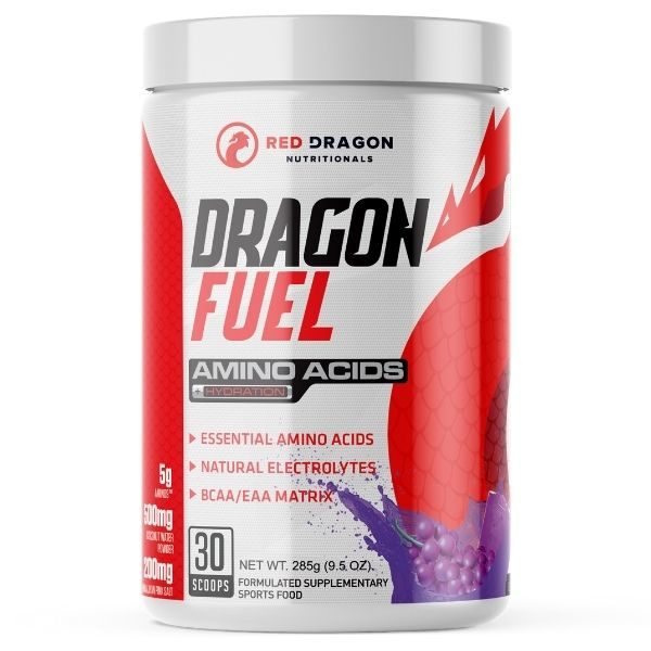 Red Dragon Nutritionals Dragon Fuel BCAA - Grape