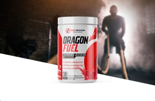 Red Dragon Nutritionals Dragon Fuel BCAA Product