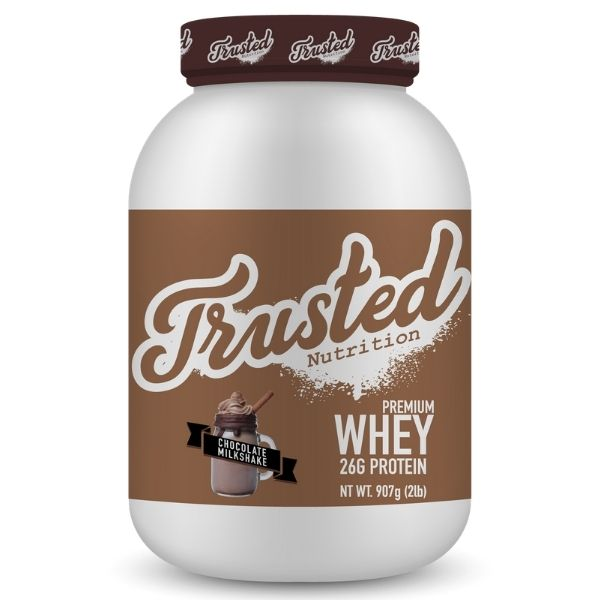 Trusted Nutrition Premium Whey - Choc